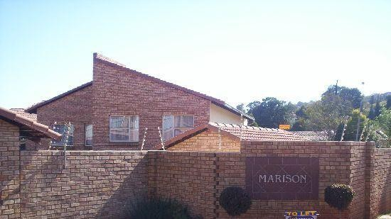 Roodepoort, Roodekrans Property  | Houses To Rent Roodekrans, Roodekrans, Duplex 3 bedrooms property to rent Price:,  9,00*